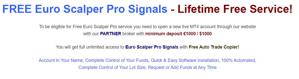 Euro Scalper Pro Review 1