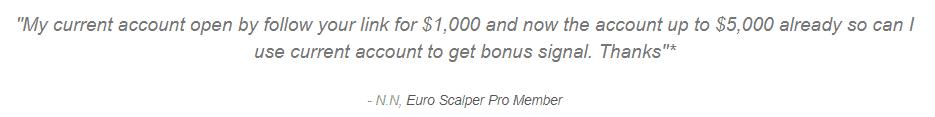 Euro Scalper Pro Review 6