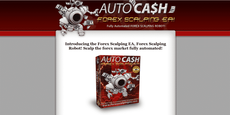 Forex Scalping EA Review