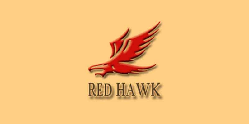 Red Hawk Header