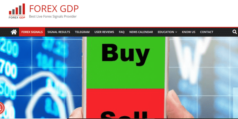 Forex GDP image