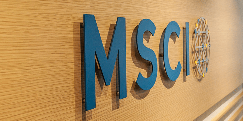 MSCI Explores Launching Crypto Indexes