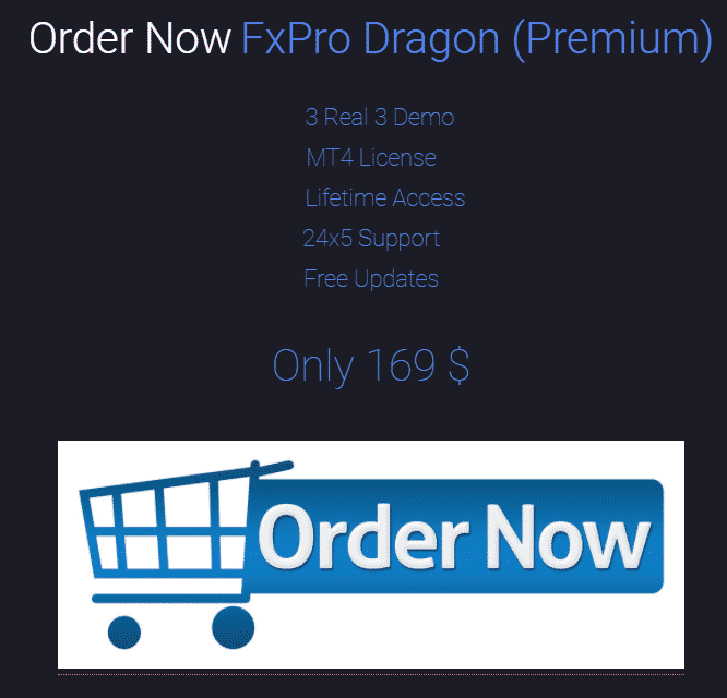 FXPro Dragon offer