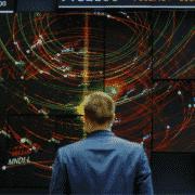 London Forex Exchange screen