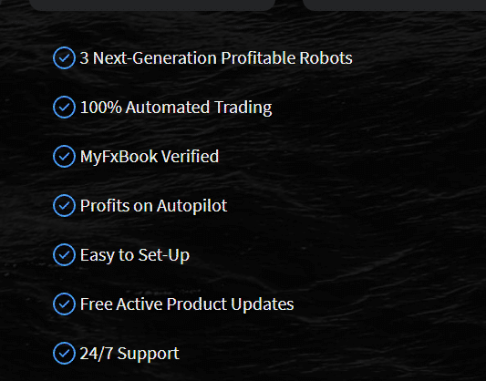 Features of FX Scalper X bundle