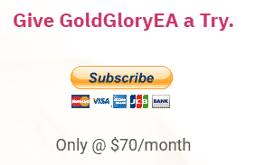 Forex Glory's pricing package