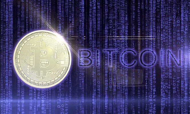 symbol of bitcoin